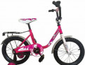 Велосипед детский Black Aqua Мультяшка 3 14 колесо, Павлово
