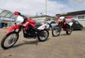 Мотоцикл TTR 200 (19/16) 2018 кросс + шлем, купить бу вилку на honda cb1000sf