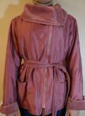 Куртка осенняя. Рост 164, emporio armani женская одежда
