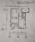 1-к квартира, 42 м², 10/10 эт, Санкт-Петербург