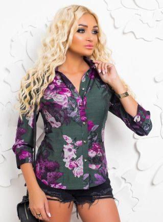 c47556c066a775a Красивая рубашка из натуральной ткани, фасоны платьев трикотажные летние