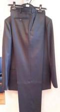 Мужской костюм новый, мужские дубленки в недорого