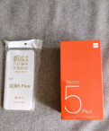 Xiaomi redmi 5 plus 4/64gb black Global (новый)