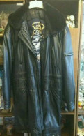 Куртка мужская кожаная, зимняя куртка мужская gucci