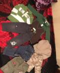 Джинсы, брюки, джемпер, пакет вещей мальчик