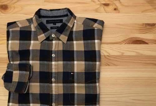3279decf5a62 Рубашка Tommy Hilfiger, мужское пальто в стиле милитари купить ...