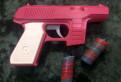 Игрушка Дисковый пистолет Патроны в комплекте СССР