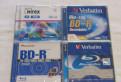 Новые диски BD-R Verbatim, Mirex, Pioneer