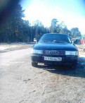 Audi 80, 1987, бмв 525 в е39