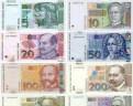 Обмен банкнотами хорватские куны на РФ банкноты