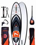 D7 11'0 Active надувная сап доска серфинг, Лебяжье