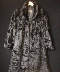 Шуба из меха козлика, engros женская одежда от производителя