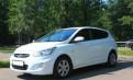Hyundai Solaris, 2011, форд фокус 3 комплектация trend