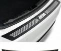 Карбоновая наклейка на задний бампер M power f30, магнитола на форд фокус с макс
