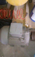 Электродвигатель simens 4.6 kwt