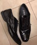 Туфли 41 Geox, купить мужские брендовые ботинки
