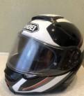 Мотоэкипировка эндуро бмв, шлем модуляр Shoei Neotec II + гарнитура Sena SRL