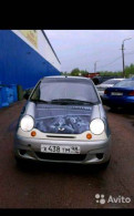 Автомобиль газ 3110, daewoo Matiz, 2009