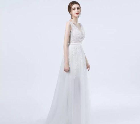 91a1c0f846f26b9 Свадебное платье Мелоди, вечерние платья на новый год 2018 купить ...