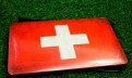 "Накладка из пластика для Macbook 12"" Swiss Flag"