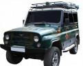 Экспедиционный багажник УАЗ Хантер (Alfeco), чехлы калина цена