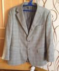 Пиджак 56 р-р, фирменный, костюм юбка с кофтой лето