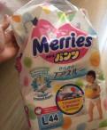 Merries подгузники трусики меррис мерис 9-14 кг L