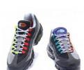 Кроссовки модель AIR 95 multicolor, кроссовки на танкетке marc by marc