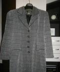 Элегантный длинный теплый пиджак, купить одежду марелла в интернет магазине