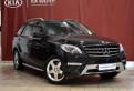 Mercedes-Benz M-класс, 2013, купить ладу приору 1.8 новую, Санкт-Петербург