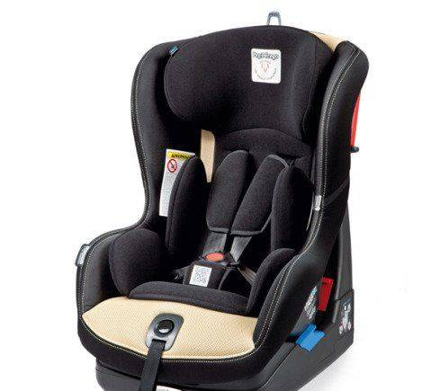 Peg-Perego Viaggio Switchable (от 0 до 18 кг) Sand