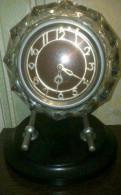 """Механические часы """"маяк"""" в хрустальном корпусе"""