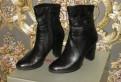 Обувь пауло конте зима, женские ботинки