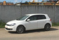 Volkswagen Golf, 2011, ленд ровер дискавери спорт белый