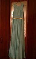 Платье праздничное на свадьбу, выпускной, бирюзово, купить одежду lerros в интернет магазине, Всеволожск
