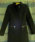 Платье футляр с воланом внизу для полных, демисезонное пальто, Тихвин