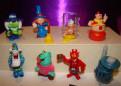 Уроки Магии, набор фигур из киндер-сюрприз, Кириши