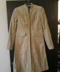Плащ/ пальто вельветовое 42/44, couture line одежда, Мурино