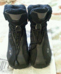 Ботинки salomon, мужская обувь на тракторной подошве
