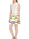 Женская одежда из россии интернет магазин в розницу, шикарная юбка Karen Millen