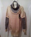 Джемпер платье, новое, шерсть, продажа женской одежды марки marina