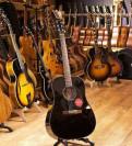 Гитара Акустическая Fender CD-60S/BLK, Любань