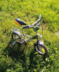 Детский велосипед на 2-4 года с доп. колесиками