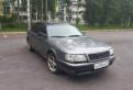 Audi 100, 1991, новый хендай гранд санта фе 2015, Горбунки