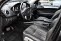 Mercedes-Benz M-класс, 2007, купить шкода внедорожник с пробегом, Санкт-Петербург