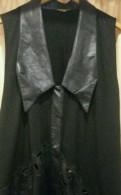 Красивая жилетка с тканью под кожу с рисунком, пуховики с расклешенной пышной юбкой, Саперное