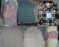 Рубашки мужские с длинным и коротким рукавом, мужская одежда milestone