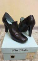 Женская обувь gama, туфли на каблуке