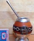 Калебас чашка для мате