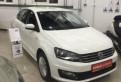 Volkswagen Polo, 2018, форд куга без пробега